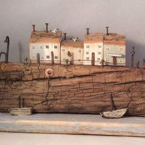 Harbour Workshop - with Michelle Clements-Davies