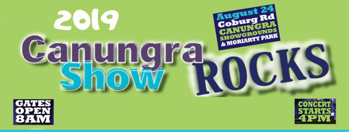 2019 Canungra Show