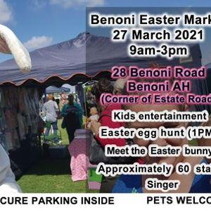 Benoni Easter Market - 27 March 2021
