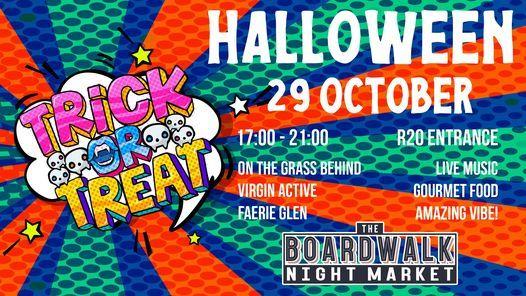 Boardwalk Night Market - Halloween, 29 October   Event in Pretoria   AllEvents.in
