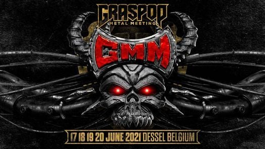 Graspop Metal Meeting - 25th Anniversary - New Date, 17 June | Event in Khulna | AllEvents.in