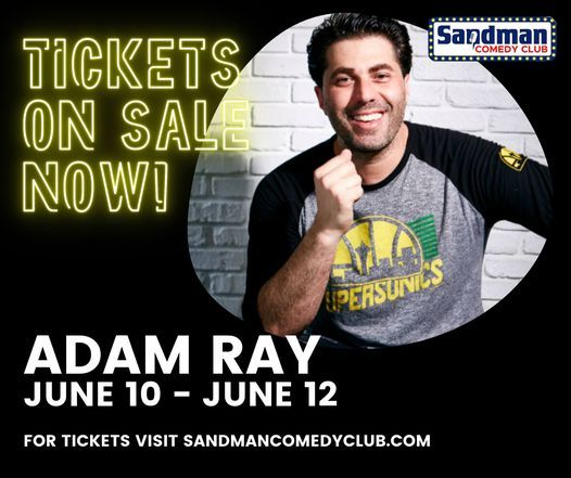 Adam Ray | Event in Highland Springs | AllEvents.in