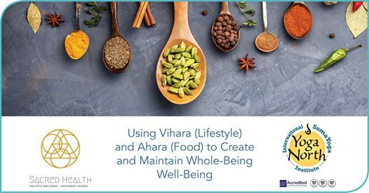 3 Day Nourish Your Life with Ayurveda Intensive