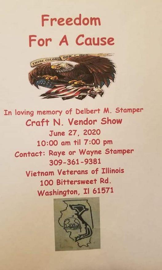 Semi-Sweet at Vietnam Veterans of Illinois event