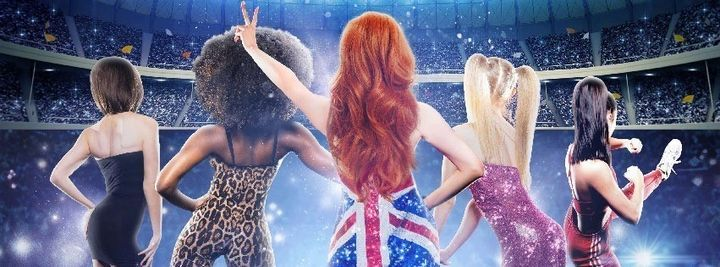 Wannabe - The Spice Girls Show - Peterborough New Theatre, 30 April | Event in Peterborough | AllEvents.in