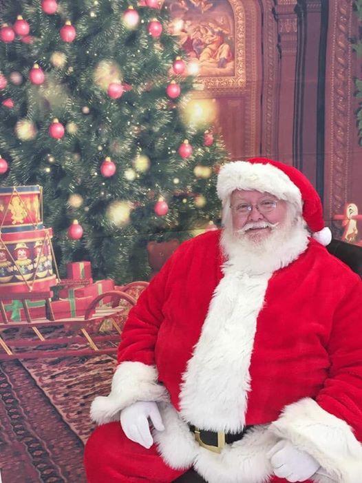 Santa Saturday at Davis Musical Theatre