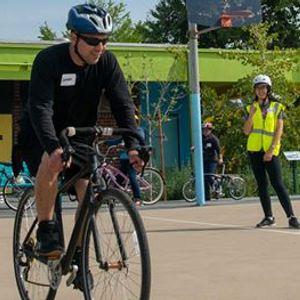 Bike 12 - Online Class (ActiveSGV  Whittier Wellness Community)