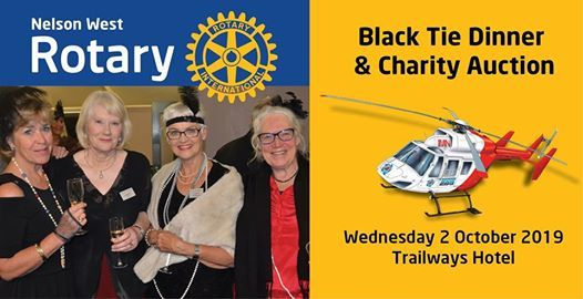Black Tie Dinner & Charity Auction