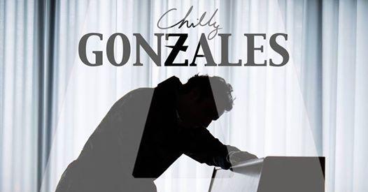 Chilly Gonzales  Irailak 21 & 22 Sept - Gare du Midi Biarritz