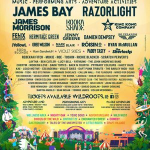 Wild Roots Music Performing Arts & Adventure Festival
