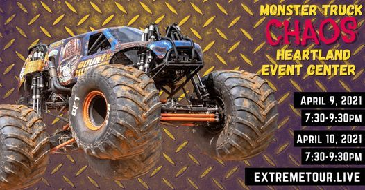 Grand Island Monster Truck Chaos 2021 | Event in Grand Island | AllEvents.in