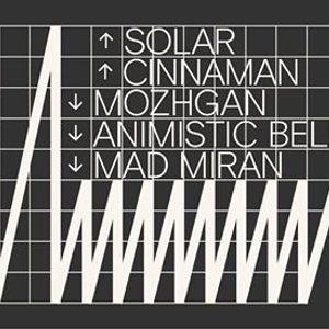 Solar  Cinnaman  Mozhgan  Animistic Beliefs  mad miran