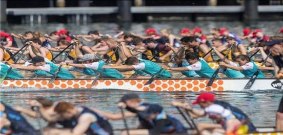 Dragon Boat School Holiday Program, 20 January | Event in Pyrmont | AllEvents.in