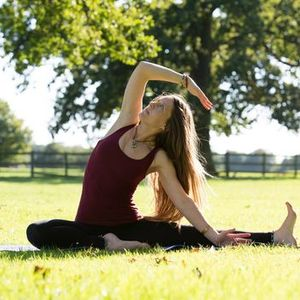 LIVE online and Interactive - Monday Evening Yoga