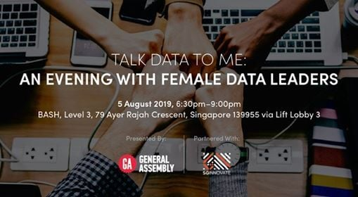 Talk Data to Me An Evening with Female Data Leaders