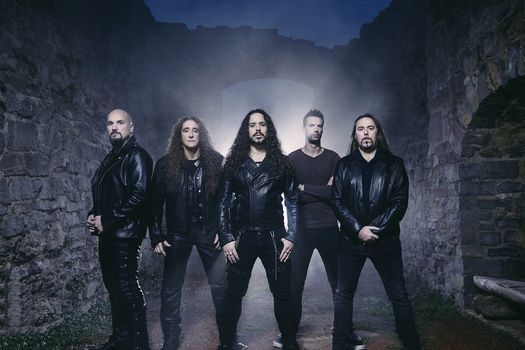 Rhapsody Of Fire / Nightmare / Manigance @Nantes, 9 December | Event in Nantes | AllEvents.in