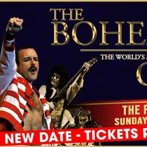 NEW DATE The Bohemians - A Tribute To Queen at The Fleece