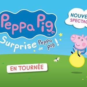 Peppa Pig  Montpellier le 22 Mars 2020