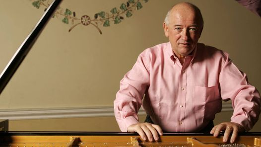 John O'Conor, piano, 13 December | Online Event | AllEvents.in