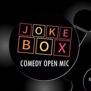 Jokebox l DAS Comedy Open Mic