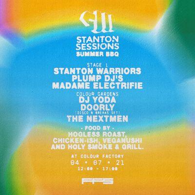 Stanton Sessions  Summer BBQ