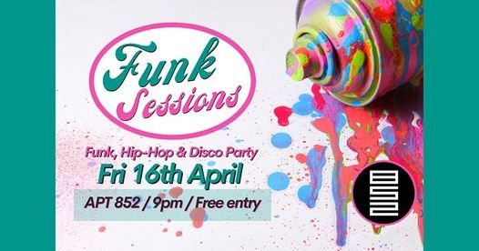Funk Sessions: Funky Beats & Party Classics, 16 April | Event in Ho Chi Minh City | AllEvents.in