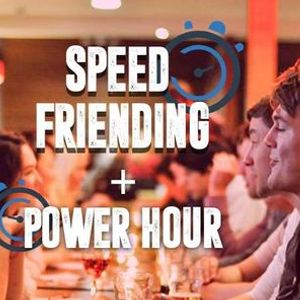 Speed Friending & Power Hour with Erasmus Life Lisboa