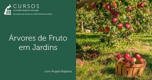 Árvores de Fruto em Jardins, 19 June | Event in Lisbon | AllEvents.in