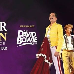 The Killer Queen Experience  Guest The David Bowie Show
