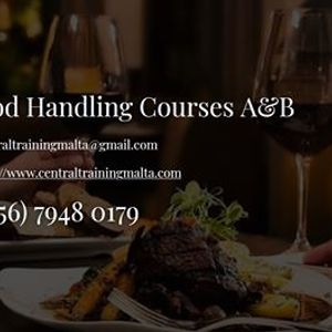 Food Handling Course B - Online