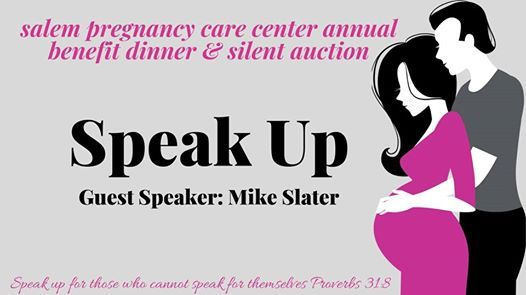Salem Pregnancy Benefit Dinner September 12th