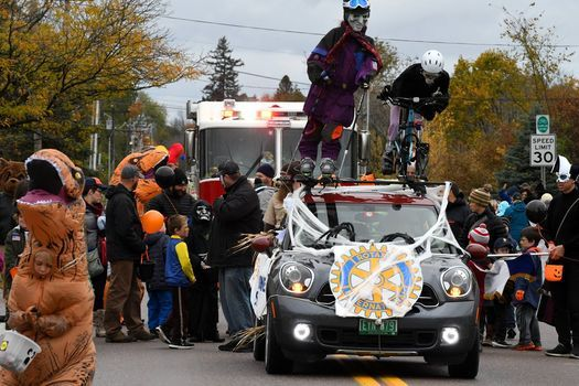 Charlotte Halloween 2020 2020 Rotary of Charlotte Shelburne Hinesburg Halloween Parade at