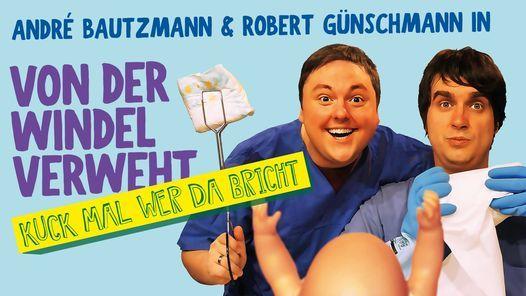 Von der Windel verweht - Kuck mal, wer da bricht, 16 June   Event in Leipzig   AllEvents.in