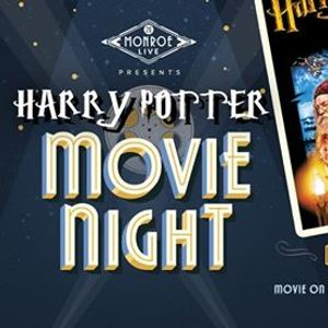 Harry Potter Movie Night The Sorcerers Stone