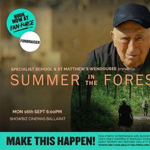 Summer in the Forest - Showbiz Cinemas Ballarat