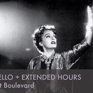 Extended Hours  Movies at the Mennello  Sunset Boulevard
