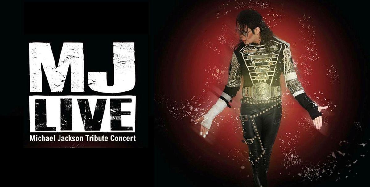 MJ Live, 29 October | Event in Arlington | AllEvents.in