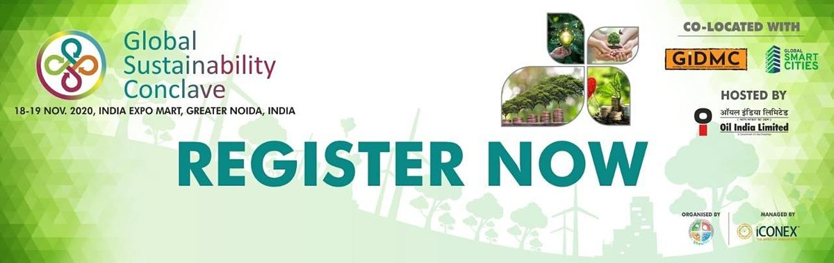 Sustainability Conference & Exhibition 2020 Global sustainability conclave