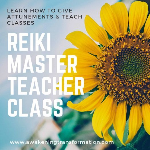 CLASS FULL: Reiki Master Teacher Certification Class In Person Oct 25, 25 October | Event in Austin | AllEvents.in