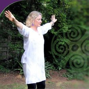 Flowing Body  Smiling Heart  Qigong Retreat an afternoon garden experience