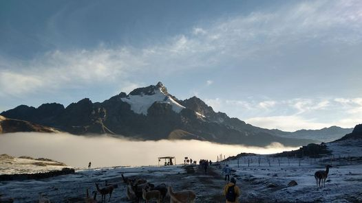Trekking al Nevado Rajuntay | Event in Lima | AllEvents.in