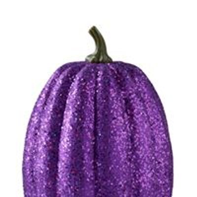 Purple Pumpkin Patch