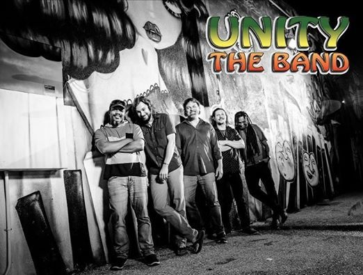 Music at The Hill presents Unity The Band