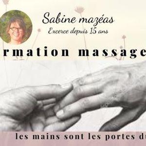 Formation massage intuitif