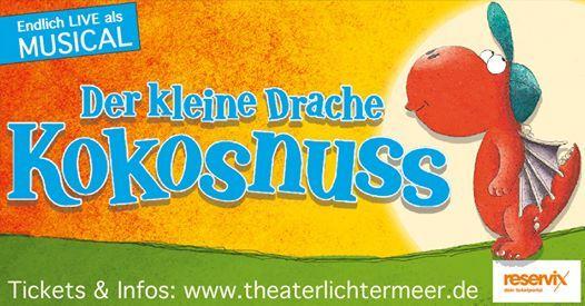 Der kleine Drache Kokosnuss am 20.12.2019 in Bremen LIVE