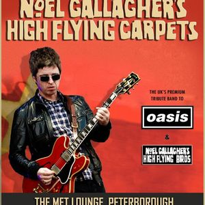 OASIS & Noel Gallagher High Flying Birds Tribute Show Peterborough