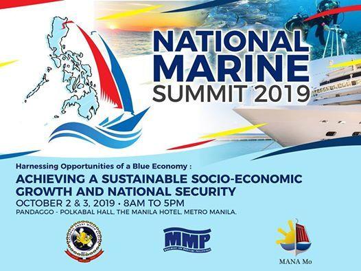 National Marine Summit 2019