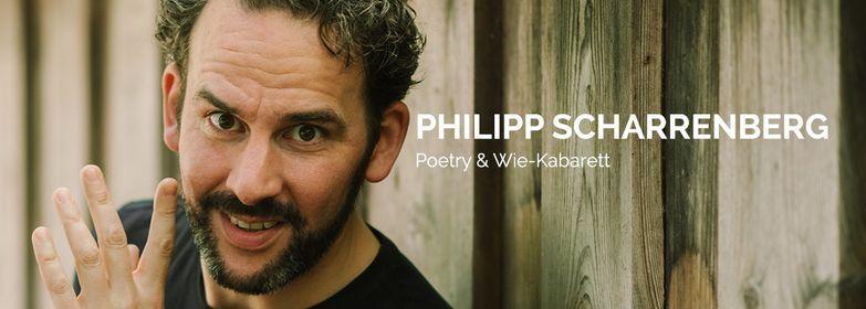 Philipp Scharrenberg - Germanistik ist heilbar (Neuer Termin), 12 March | Event in Oldenburg | AllEvents.in