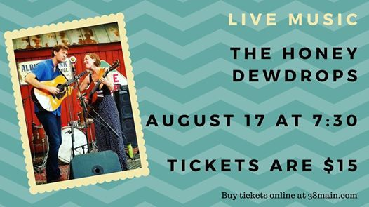 Live Music at the Strand - The Honey Dewdrops