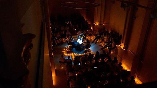 Beethoven a la luz de las velas